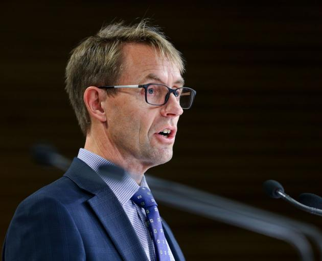 Oliver Christiansen went to court to challenge Director-General of Health Dr Ashley Bloomfield ...