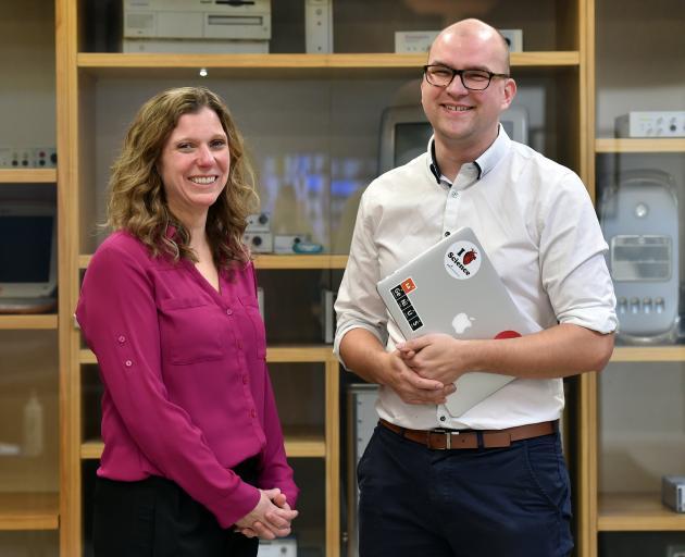 ADInstruments head of education Amy Bucher and the company's head of marketing, Alex Black, talk...