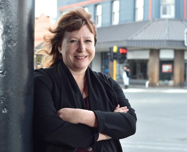 Dunedin South MP Clare Curran reflects on her new cabinet roles. Photo: Gregor Richardson