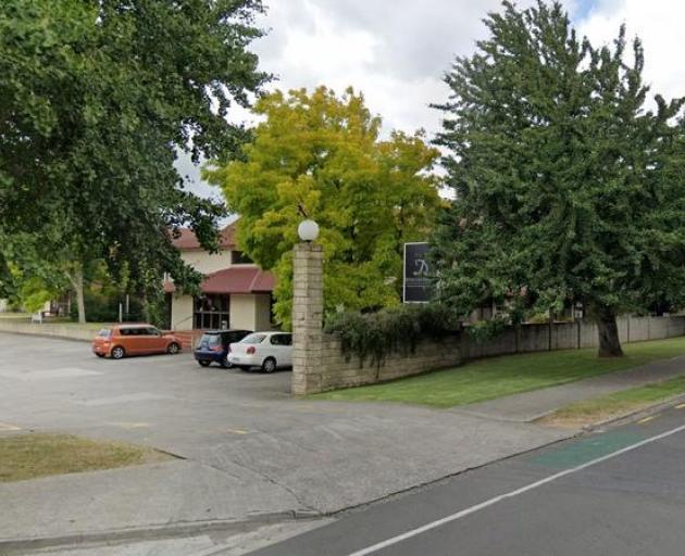 Distinction Hamilton Hotel & Conference Centre. Photo: Google Maps