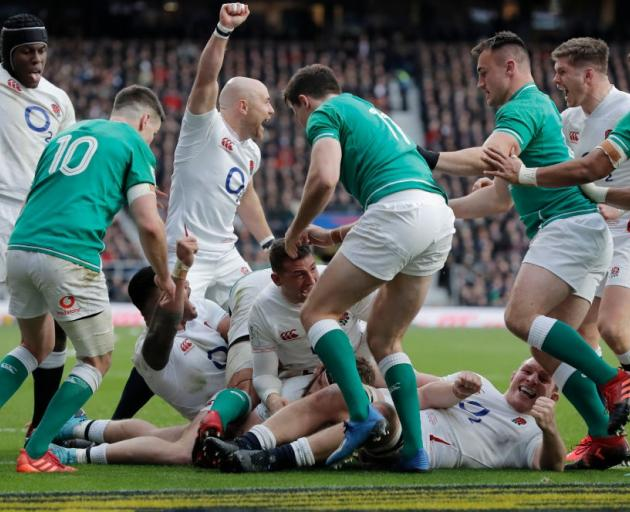 The Six Nations will resume in October. Photo: Getty Images
