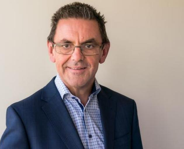 Southern DHB chief executive Chris Fleming. Photo: Supplied