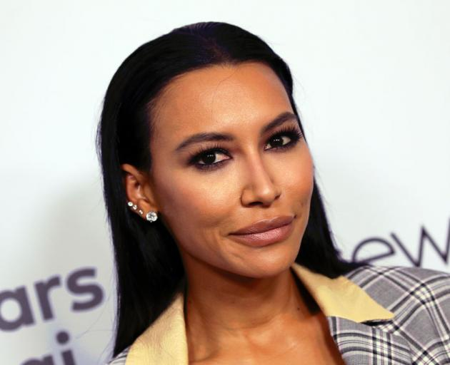 Naya Rivera was on a boating trip with her young son. Photo: Getty Images