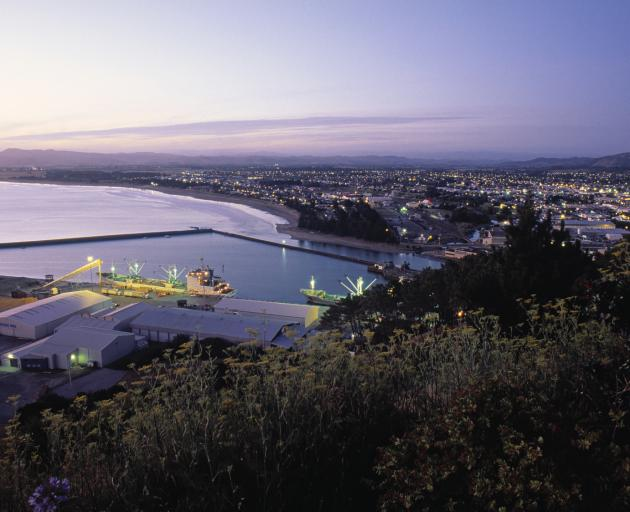 Gisborne (above), which has relatively little exposure to international tourism, went into the...
