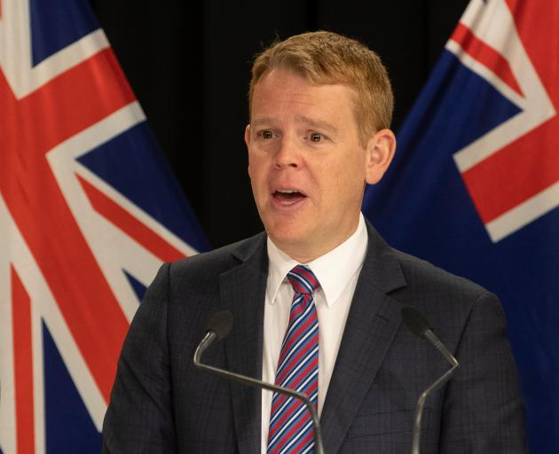 Minister of Education Chris Hipkins said the government wanted to ensure students had the right...