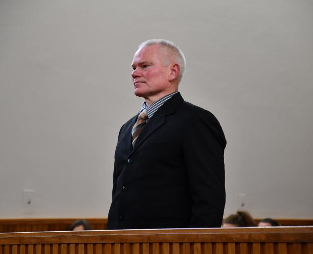 Rodney Martin was sentenced in the High Court yesterday to home detention for reckless driving...