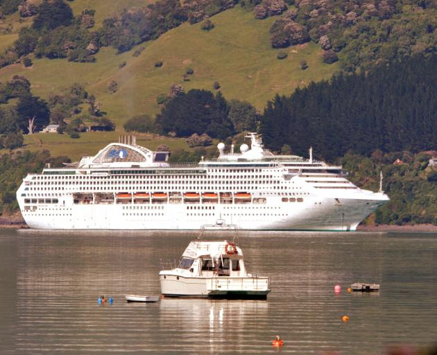 Environment Canterbury has provided further guidance on permitted cruise ship activity to...