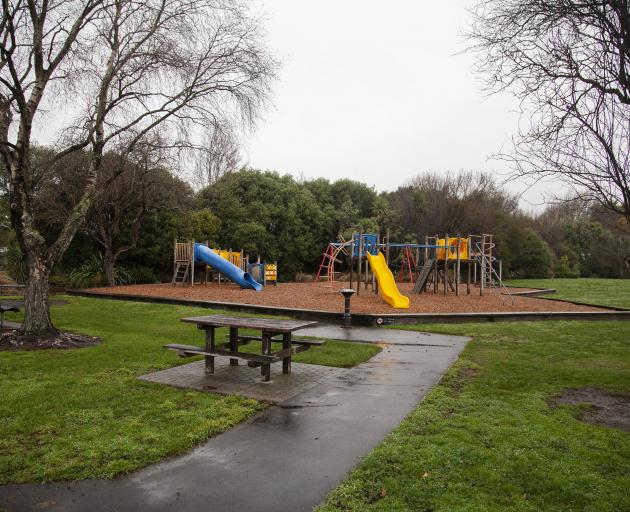 Plynlimon Park. Photo: Geoff Sloan