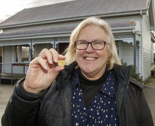 Reverend Phyllis Harris. Photo: Geoff Sloan