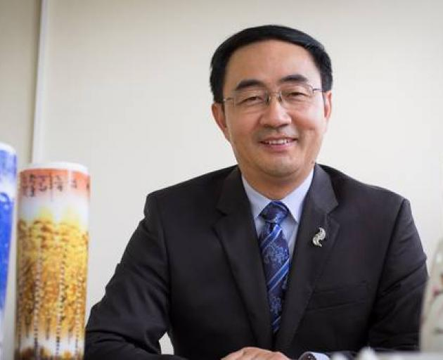 National Party MP Dr Jian Yang pictured in January 2016. Yang has announced he is retiring from politics following this year's election. Photo: NZ Herald