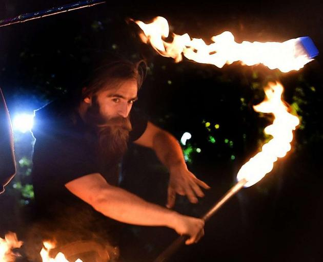 Josh Smith, also known as Josh Smythe, previously led the Dunedin Fire and Circus Club which...