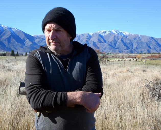 Omarama farmer and business owner James Kerr says people are relatively happy with the Government...