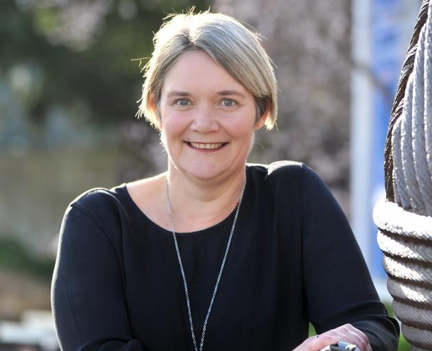 Otago Polytechnic chief executive Megan Gibbons. Photo: ODT files