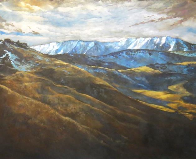 Central Landscape, by Matt Gauldie