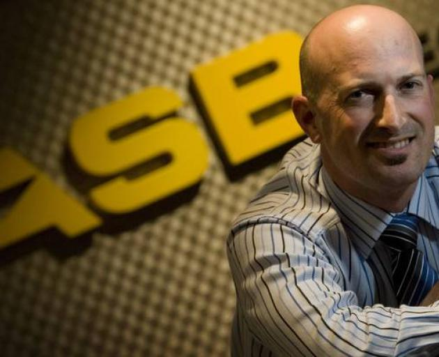 ASB Bank chief economist Nick Tuffley. Photo: File