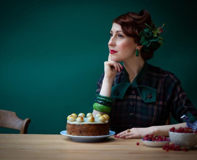 Food writer Regula Ysewijn. PHOTOS: SUPPLIED