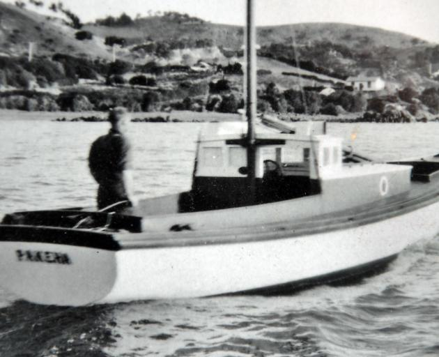 The boat as it appeared in its original form. Photo: supplied