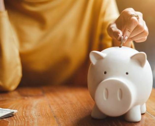 Are you more concerned about losing weight than about saving for retirement? Photo: Getty Images