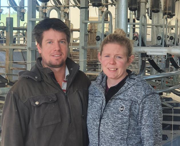 Fourth generation farmer Luke Kane is the new Federated Farmers' Otago provincial dairy chairman....