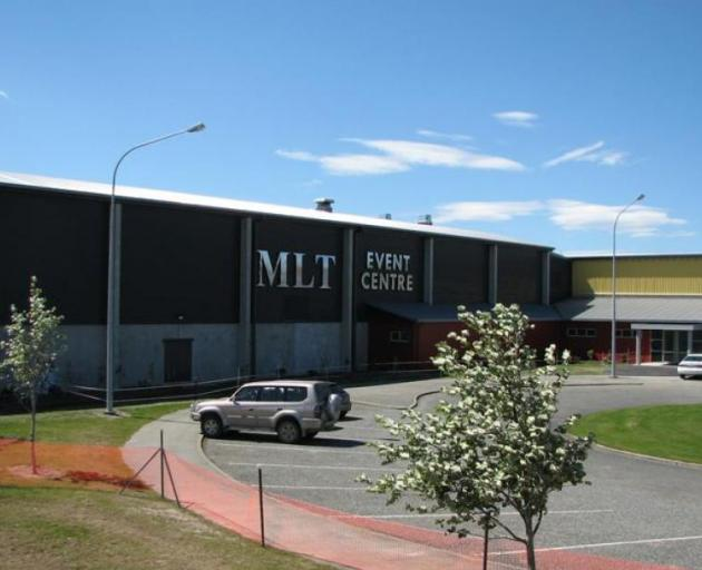 Government funding will be used to replace the roofing and skylight at the MLT Event Centre....