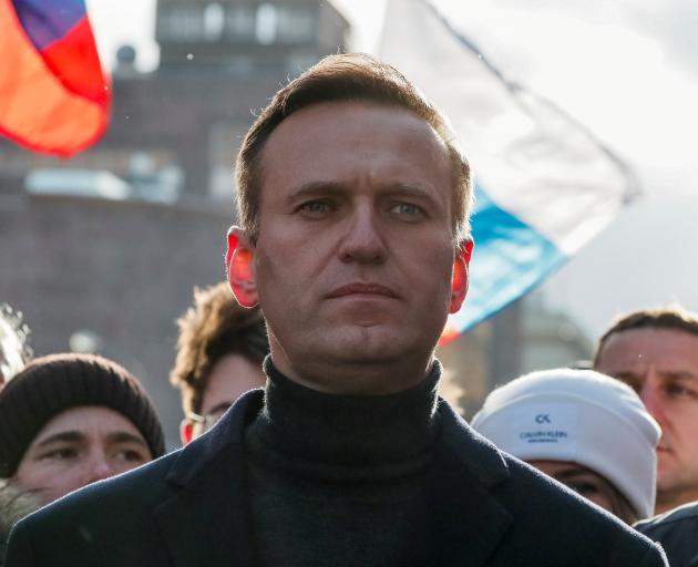Russian opposition leader Navalny poisoned: spokeswoman