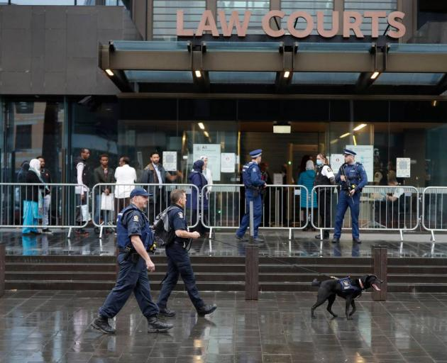 Christchurch gunman given life term without parole