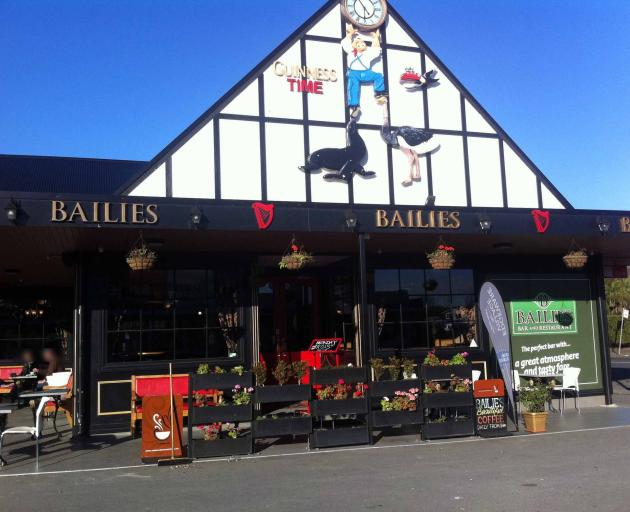 Bailies Bar & Restaurant. Photo: zomato.com