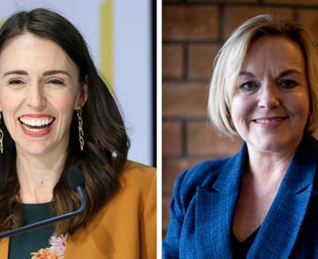 Prime Minister Jacinda Ardern will be smiling on election day if the bookies call it correctly....