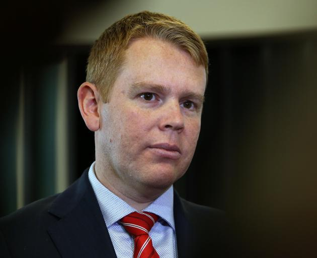 Education Minister Chris Hipkins. Photo: Getty Images