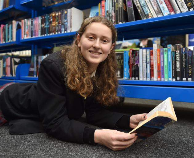 Logan Park High School pupil Darcy Monteath has won the year 11 category of the 2020 New Zealand...