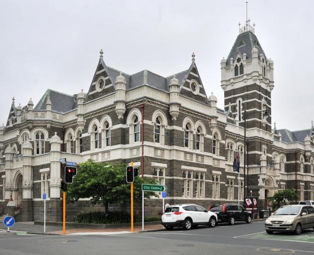 Dunedin Courthouse. Photo: ODT files