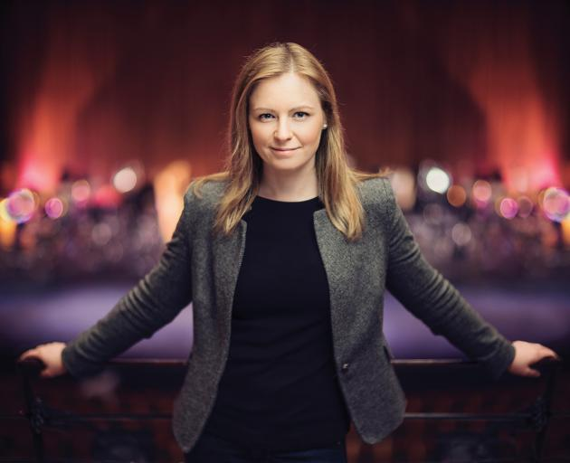 American-based New Zealand conductor Gemma New has come home for a series of concerts. PHOTOS:...