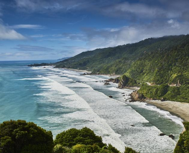 Punakaiki (pictured) Fox Glacier and Franz Josef qualify as special purpose zones because of...