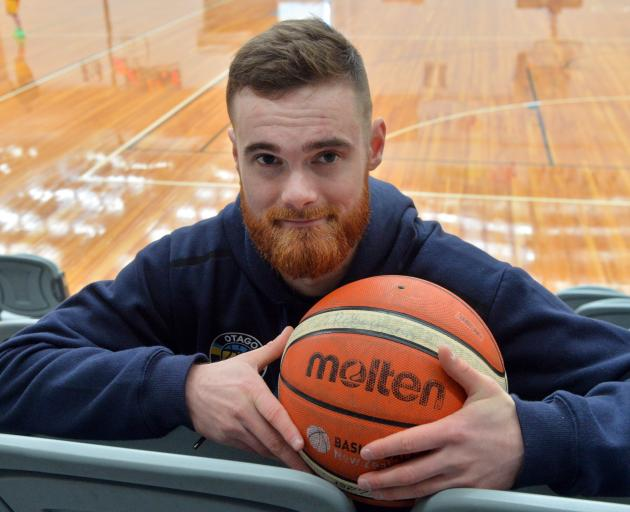 Promising basketballer Hamish Robertson provided some scouting reports for the Otago Nuggets...