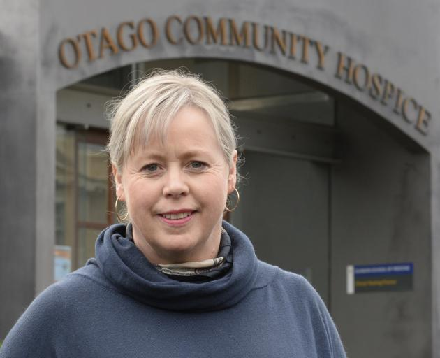 Ginny Green: Otago Community Hospice will not offer euthanasia services. PHOTO: GERARD O'BRIEN