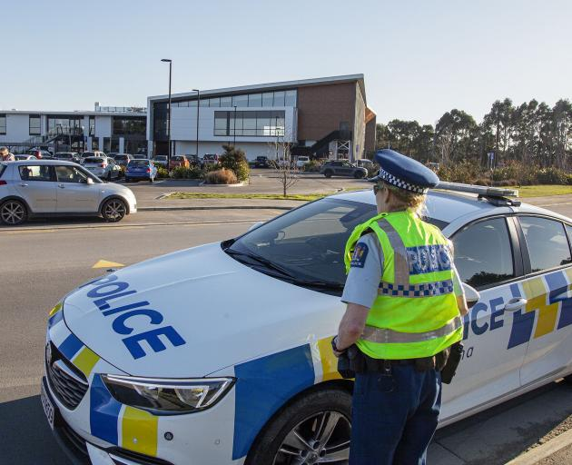 Police will be monitoring student drivers near schools in the Selwyn district as part of a...