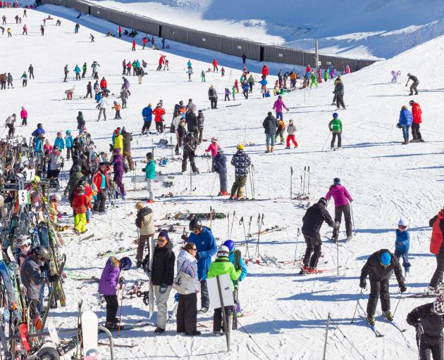 Mt Hutt. Photo: Getty Images