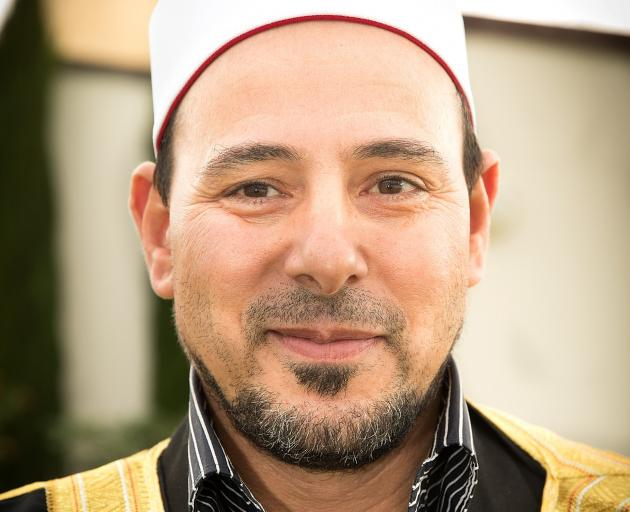 Imam Gamal Fouda has been elected onto a Christchurch community board. Photo: Martin Hunter