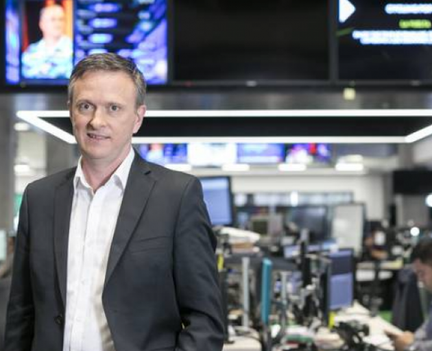 TVNZ chief executive Kevin Kenrick. Photo: NZ Herald