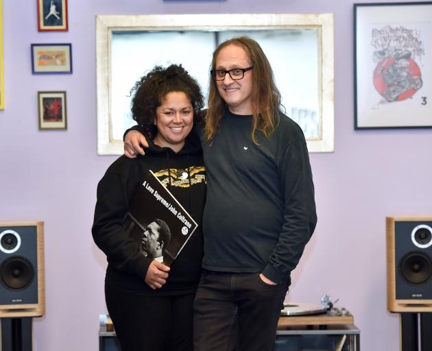 Relics music shop  co-owners Irene Hundleby and Dave James reflect on their planned sound system...