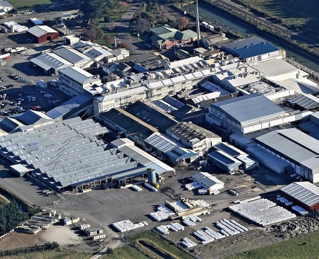 The Pukeuri meat works in Oamaru handled more than 71,000 cattle in the beef season that finished...