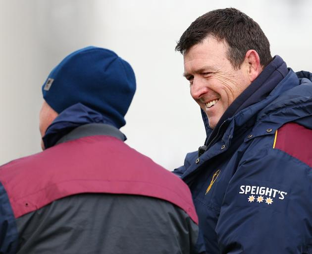 Southland coach Dale MacLeod. Photo: Getty Images