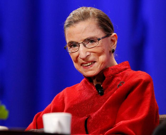 If confirmed to replace liberal icon Ruth Bader Ginsburg (pictured), who died at age 87 on...