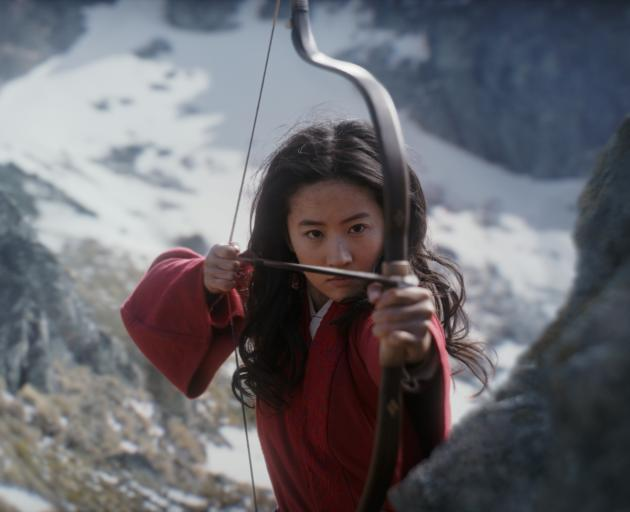 Mulan launches on Disney+ today. Photo: Disney