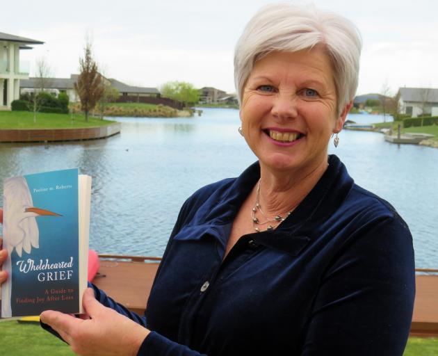 Newly published author Pauline Roberts. Photo: Supplied