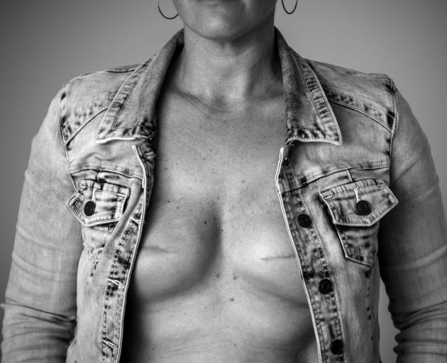 One of the images from the book Dear Boobs, which inspired the stage play. PHOTO: SUPPLIED