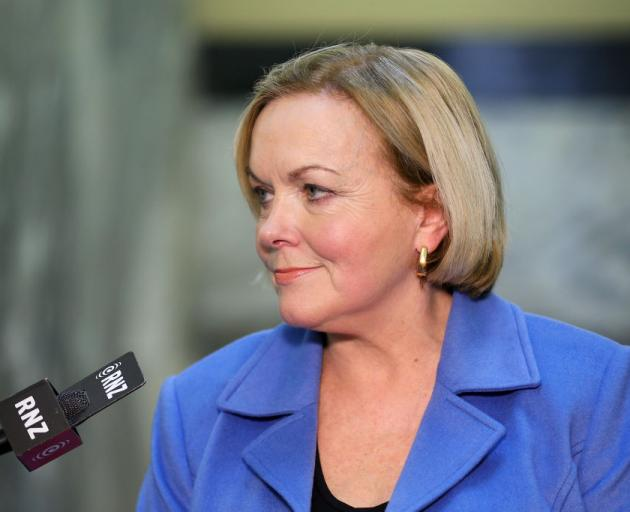 Judith Collins' National Party would keep taxes at current rates with short-term adjustments to...