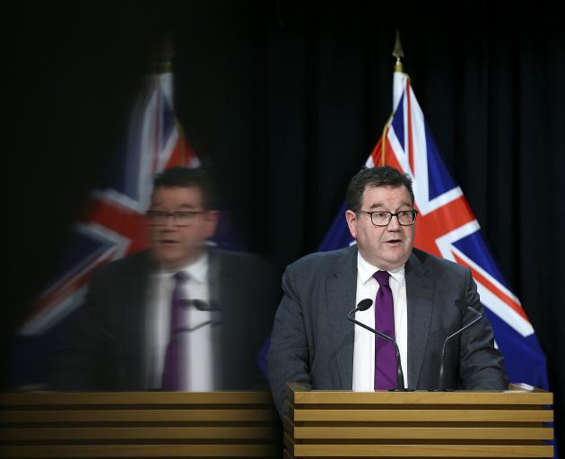 Finance Minister and Labour finance spokesman Grant Robertson has said the higher tax revenue...
