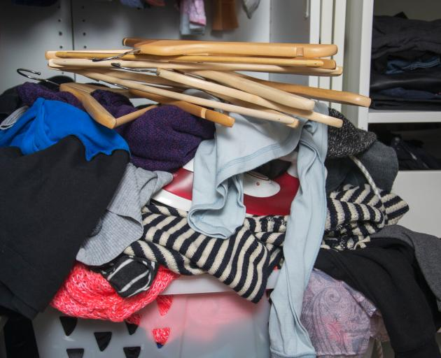 Donations to recyclers have mounted as people stuck at home clear out their wardrobes - a boon in...