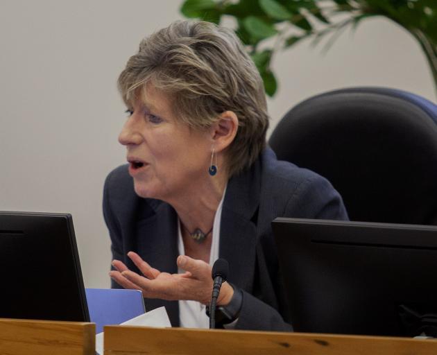 Mayor Lianne Dalziel. Photo: Geoff Sloan